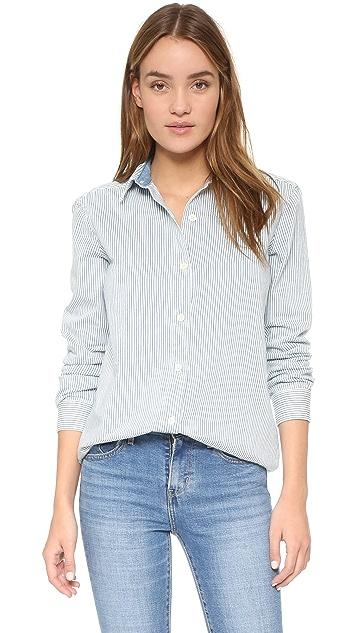d51f85bd89ebfe M.i.h Jeans Loose Shirt   SHOPBOP