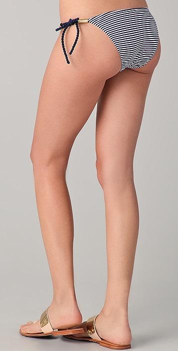 Heidi Klein Catherine Rope Bikini Bottoms