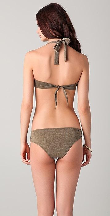 Heidi Klein Lille Soft Bandeau Bikini Top