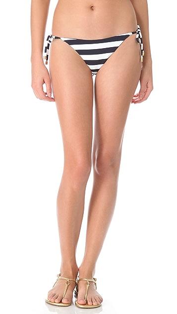 Heidi Klein Rhode Island Reversible Bikini Bottoms