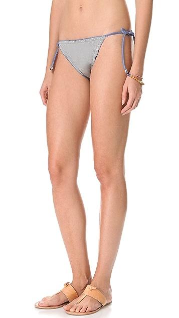 Heidi Klein Andaman Reversible Bikini Bottoms