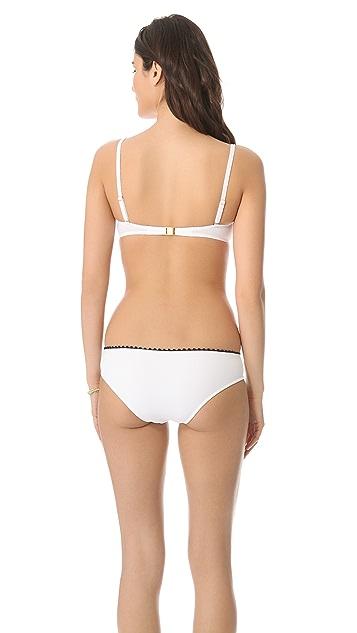 Heidi Klein Marseille Balconette Bikini Top