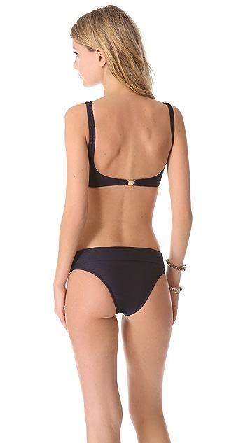 Heidi Klein Pietra Santa Bow Bikini Top
