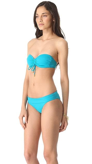 Heidi Klein Brights Bandeau Bikini Top