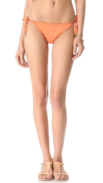 Heidi Klein Brights Reversible Bikini Bottoms