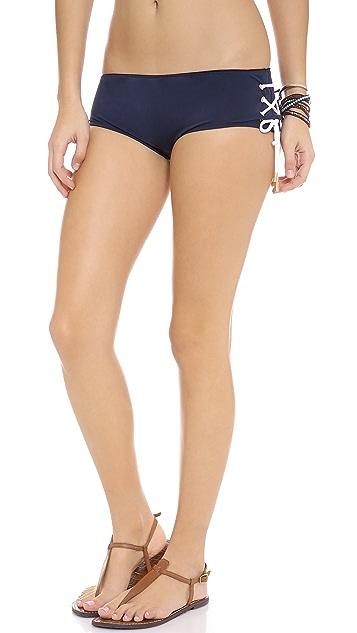 Heidi Klein Abaco Beach French Knicker Bikini Bottoms