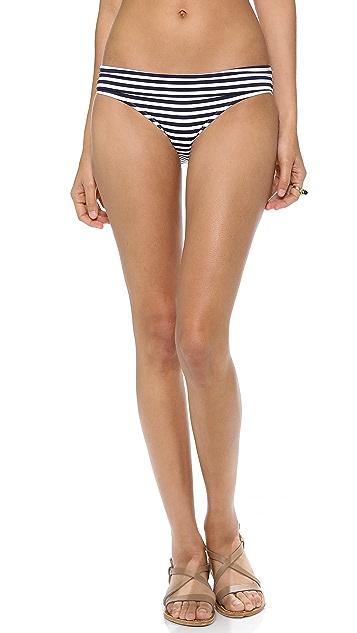 Heidi Klein Sete Fold Over Bikini Bottoms