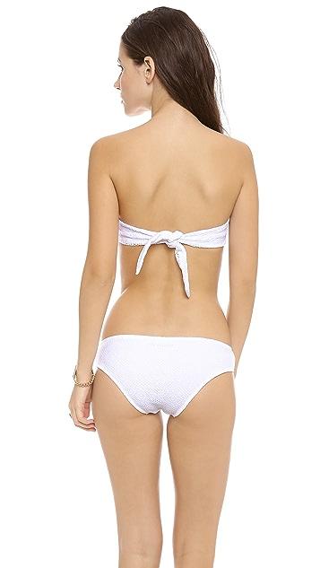 Heidi Klein Seville Bandeau Bikini Top