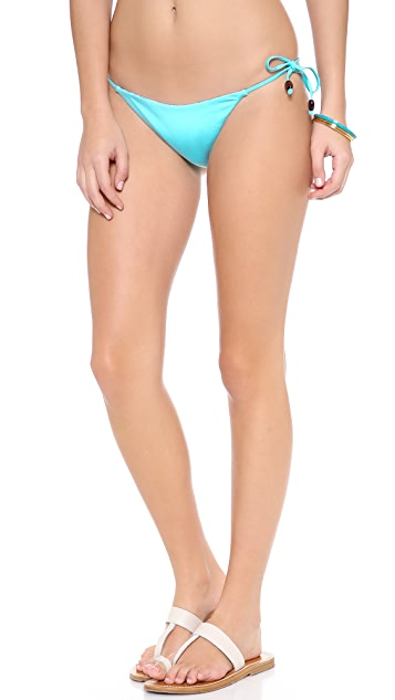 Heidi Klein Sao Paulo Reversible Bikini Bottoms
