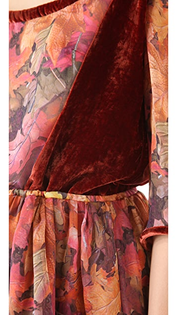 Heimstone Rain Combo Dress