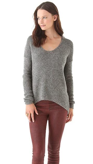 HELMUT Helmut Lang Alpaca Sweater