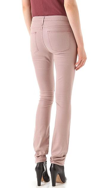 HELMUT Helmut Lang Gloss Wash Skinny Jeans