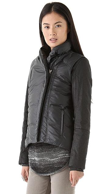 HELMUT Helmut Lang Styro 2 Piece Jacket