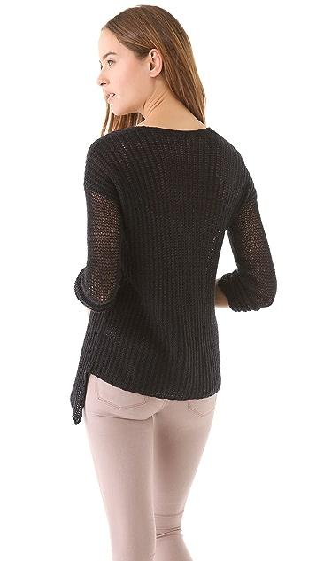 HELMUT Helmut Lang Wool Lux Sweater