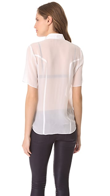 HELMUT Helmut Lang Soft Top