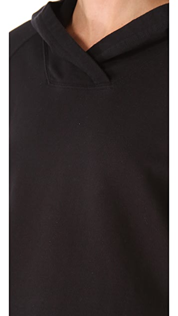 HELMUT Helmut Lang Dynamite Hooded Sweatshirt