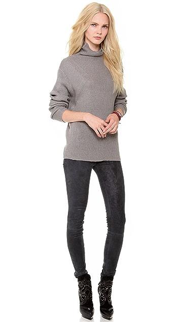 HELMUT Helmut Lang Turtleneck Sweater