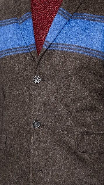 Hentsch Man Crombie Coat