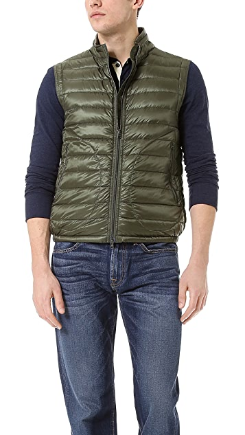 Herno Light Down Puffer Vest