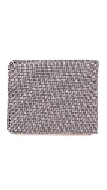 Herschel Supply Co. Hank Bi-Fold Wallet