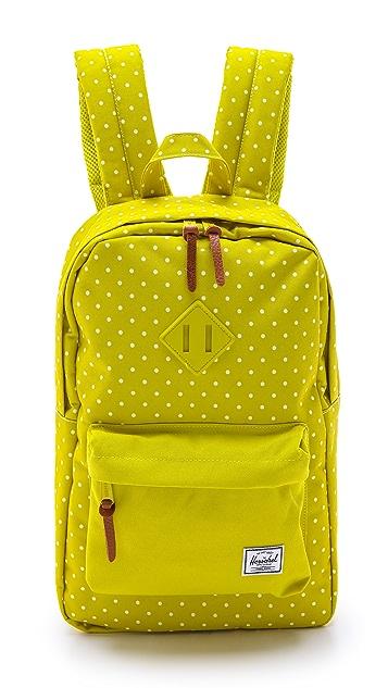 Herschel Supply Co. Heritage Mid Volume Backpack`
