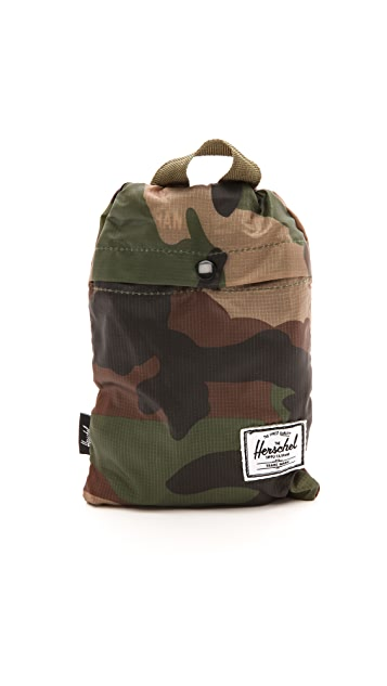 Herschel Supply Co. Packable Ripstop Duffel Bag