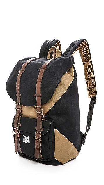 b6e12b2d52 Little America Studio Backpack  Herschel Supply Co. Little America Studio  Backpack ...