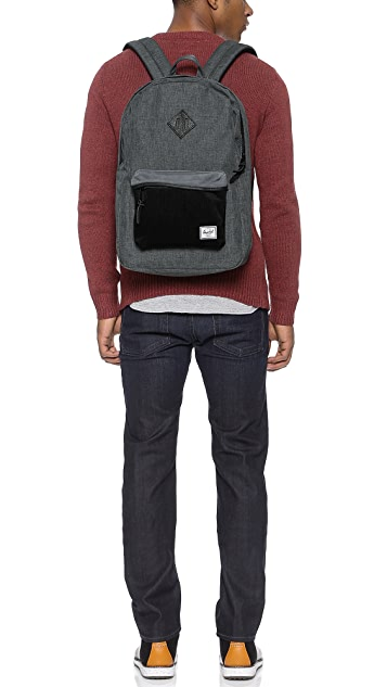 Herschel Supply Co. Heritage Ranch Crosshatch Backpack