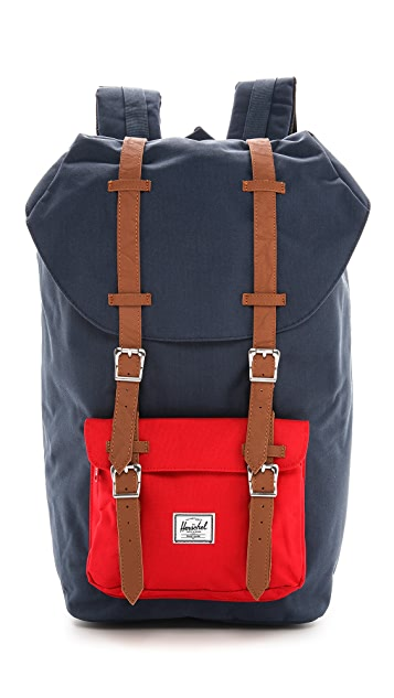 Herschel Supply Co. Little America Classic Bicolor Backpack  1649213e85e