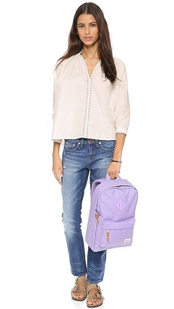 Herschel Supply Co. Heritage Mid Size Backpack