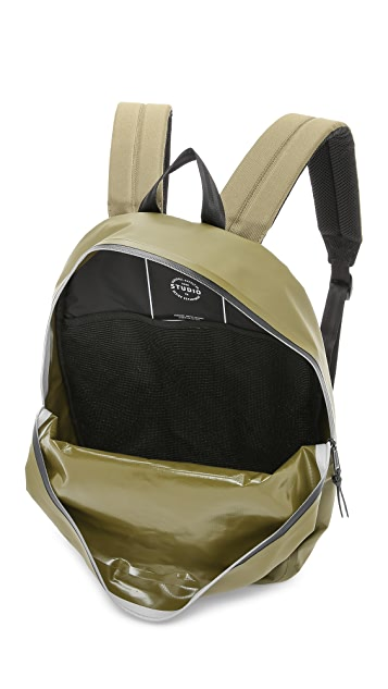 Herschel Supply Co. STUDIO Settlement Tarpaulin Backpack