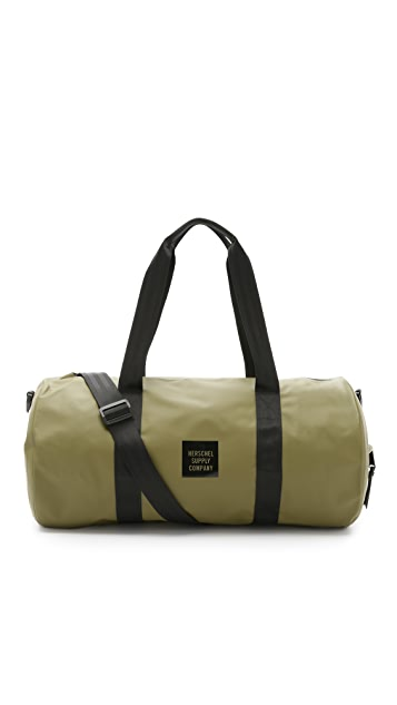 Herschel Supply Co. STUDIO Sutton Tarpaulin Duffel Bag
