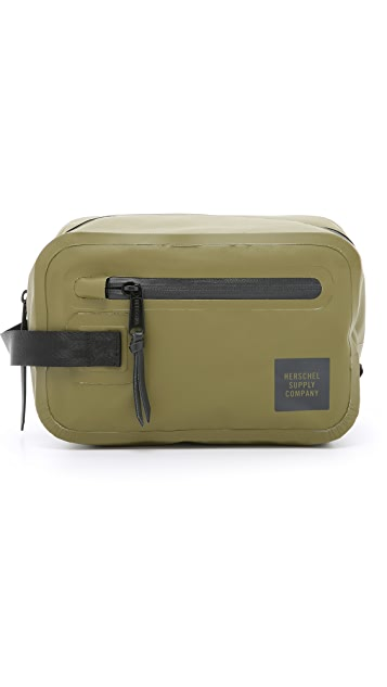 Herschel Supply Co. STUDIO Chapter Tarpaulin Travel Kit