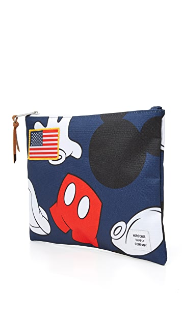Herschel Supply Co. Disney Network Large Pouch