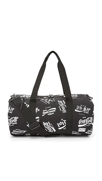 Herschel Supply Co. Coca Cola x Herschel Sparwood Duffle Bag