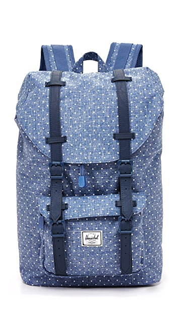 f49103601d8 Herschel Supply Co. Little America Mid Volume Backpack