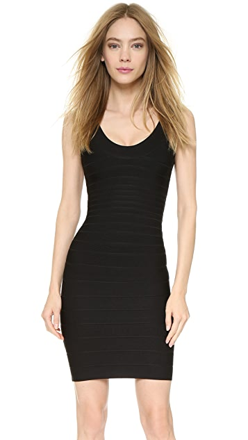 Scoop Neck Dress