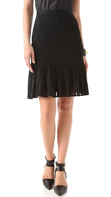 Herve Leger Full Skirt