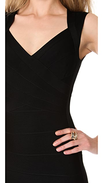 Herve Leger Sarai Dress