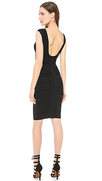 Herve Leger Karima Dress