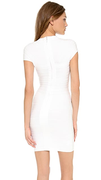 Herve Leger Raquel Dress