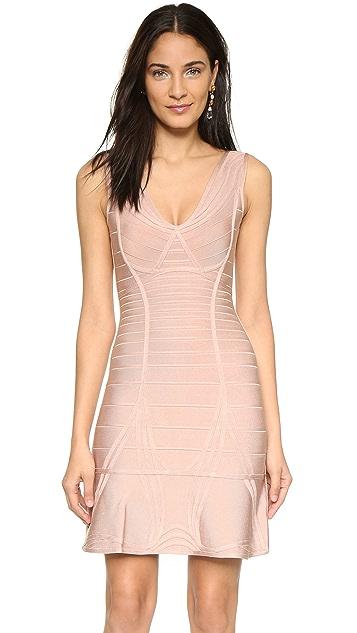 Herve Leger Nadja Bandage Dress