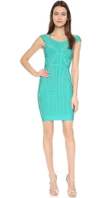 Herve Leger Connie Dress