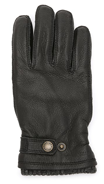 Hestra Utsjo Insulated Leather Gloves