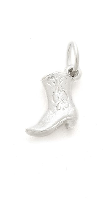 Helen Ficalora Cowboy Boot Charm