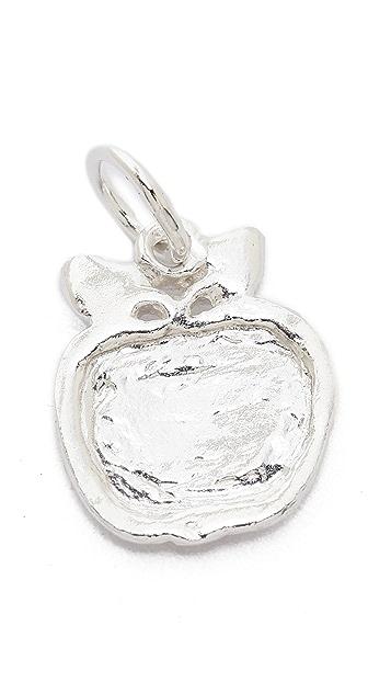 Helen Ficalora Apple Charm