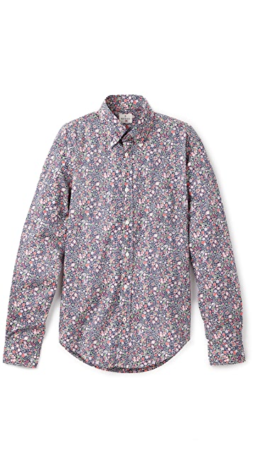 Hartford Liberty Floral Shirt