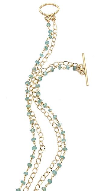 Heather Hawkins Apatite Necklace