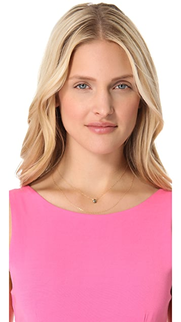 Heather Hawkins Double Layer Necklace