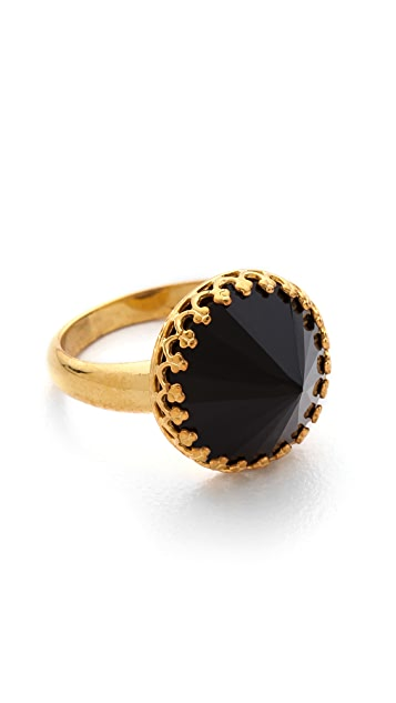Heather Hawkins Spendor Spike Cut Ring